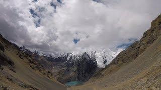 The Cordillera Huayhuash  via Time-lapse