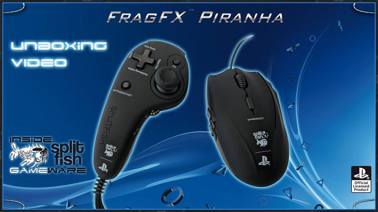 FRAGFX PIRANHA DRIVERS FOR PC