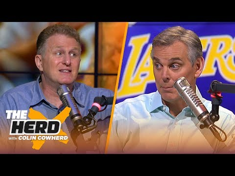 Michael Rapaport defends Westbrook's playing style, says Lakers have 'no identity' | NBA | THE HERD thumbnail