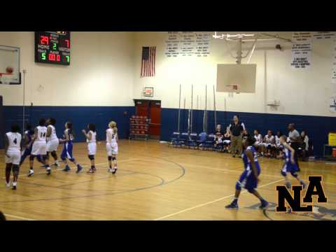 Mac Williams Middle School vs  Max Abbott
