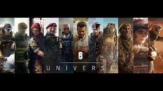 【R6S】全ムービー PV 【レインボーシックス シージ】Rainbow Six Siege MOVIE TRAILER ALL