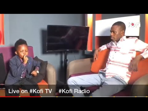 DON LITTLE TALKS ABOUT THE KIND OF LADIES HE LOVES LIVE ON #KOFITV