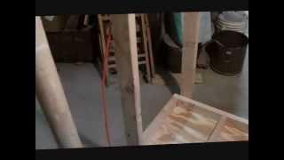 Homemade Shelf Project