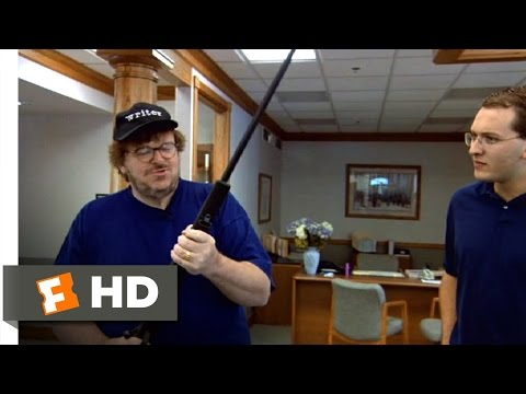 Bowling for Columbine (2002) - Open a Bank Account, Get a Free Gun Scene (1/11) | Movieclips