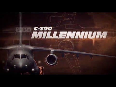 Episode 10: C-390 MILLENNIUM CONCLUDES RECEIVER AERIAL REFUELING CERTIFICATION CAMPAIGN