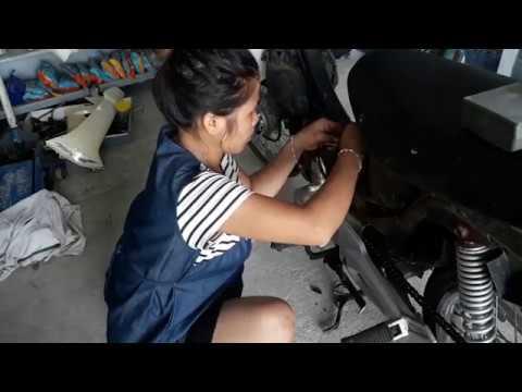 Hướng Dẫn Học Căn Bản Phần Xăng Lửa - Sửa Xe Gắn Máy
