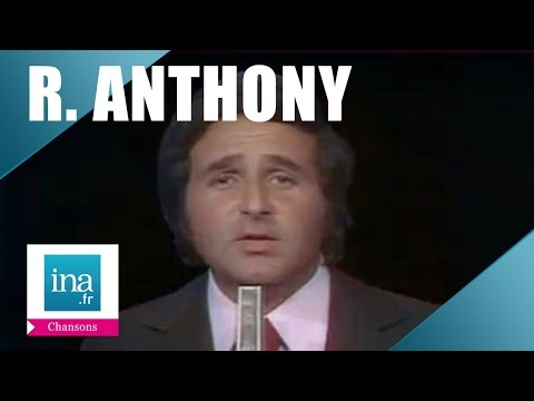 Richard Anthony, le best of   Archive INA