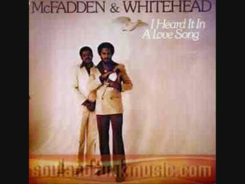 McFadden & Whitehead - I heard it in a love song