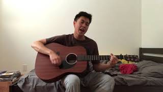 Noel Gallagher's High Flying Birds - Holy Mountain (Acoustic Cover) by Kevin Lukito