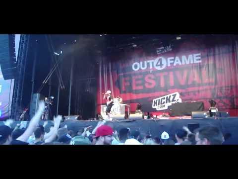 Fard - Zeig etwas mehr Respekt / Laufe & Laufe (LIVE @ OUT4FAME FESTIVAL 07.06.2014)