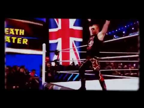WWE Heath Slater Theme Song And entrance 2016