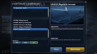 Naval War: Arctic Circle C01S12: Ragnarok Armada