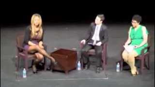 Laverne Cox Talks about Intersectionality at Harvard