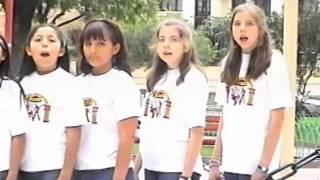 "Que canten los niños coro infantil ""Scala""  PIO TARIFA V."