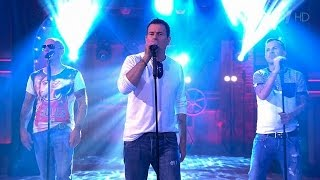 "Вечерний Ургант. East 17 - ""It`s Alright"" (04.06.2015)"