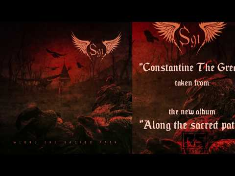S91 - Constantine The Great (Official Lyric Video)