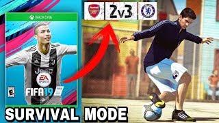 ¡OFICIAL! - FIFA 19 Y SU NUEVO MODO DE SUPERVIVENCIA