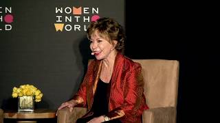 From political refugee to world-renowned writer: Isabel Allende on her remarkable rise