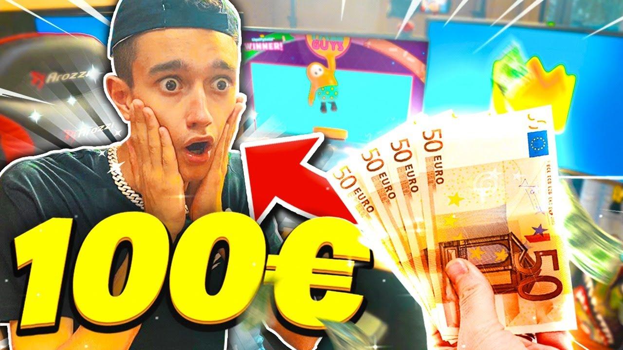 REGALO 100 EURO a @Rimoldigno  se VINCE UNA PARTITA SU FALL GUYS!!