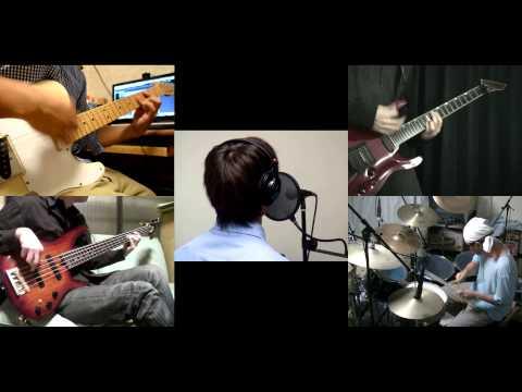 [HD]Kyoukai no RINNE OP [Ouka Ranman] Band cover