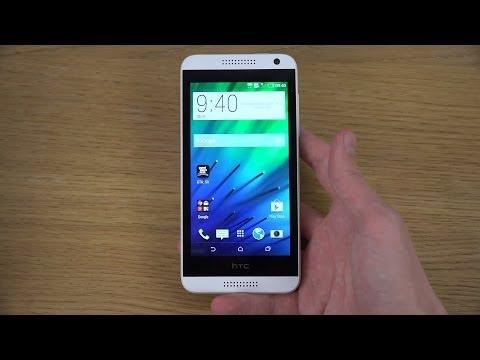 HTC Desire 610 - First Look (4K)
