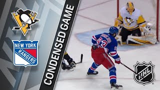 03/14/18 Condensed Game: Penguins @ Rangers