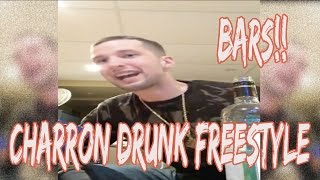 Charron Drunk 20-Minute Freestyle on Facebook Live