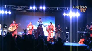 LAJINO.CL - María José Quintanilla en XVII Festival Sembrando Canto, Laja 2013