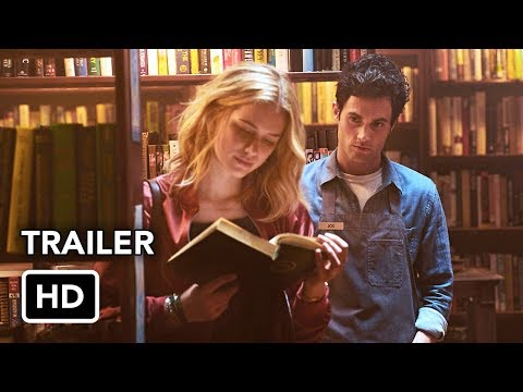 YOU Lifetime  HD  Penn Badgley, Shay Mitchell series