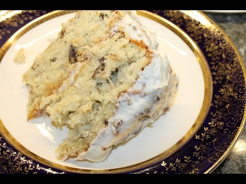 Kevin Makes Italian Cream Cake – Recipe