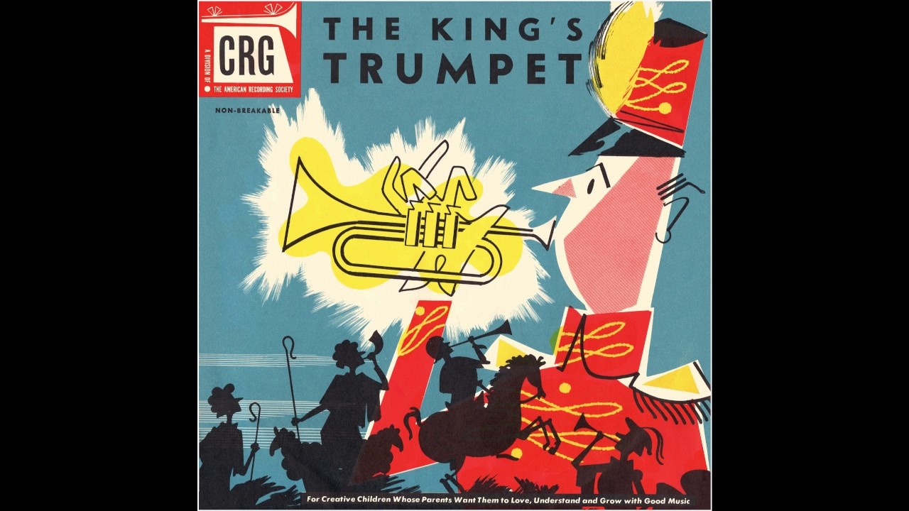 the king u0027s trumpet children u0027s record guild youtube