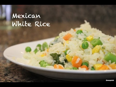 How to make White Rice - Recipe