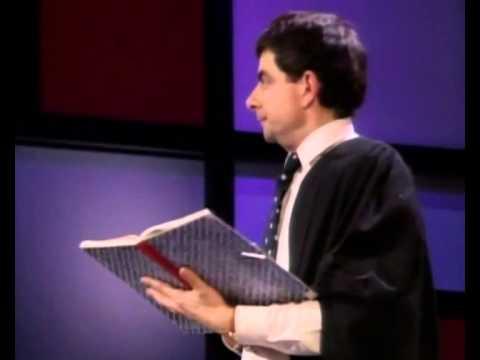 Rowan Atkinson Live (with Eng/Esp subtitles)