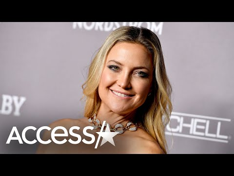 Kate Hudson Counts Sex As A Workout