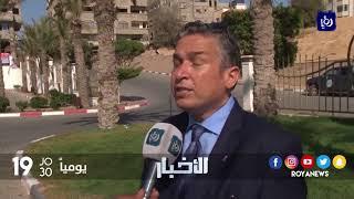 رئيس الحكومة الفلسطينية يصل غزة لاستلام مهامها في القطاع - (2-10-2017)