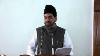 L'établissement de la Communauté Musulmane Ahmadiyya à L'île Maurice (1915 - 2015 )