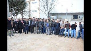 Antep'te Zümrüt Gıda işçilerinin fabrika önündeki direnişi sürüyor
