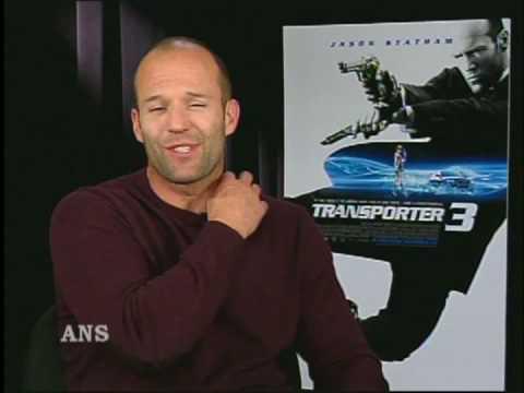 TRANSPORTER 3: JASON STATHAM ANS INTERVIEW