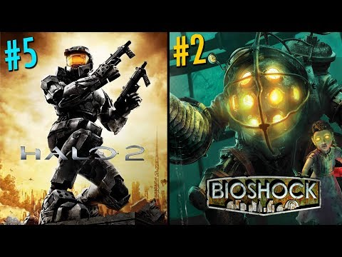 Top 10 FPS Video Games Of ALL TIME