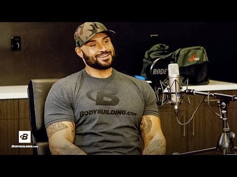 'Possible' Pat Takes the Stage | The Bodybuilding.com Podcast | Ep 27