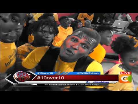 DJ Tibz mix works #10Over10