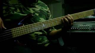 Pon Aceite Bass/Bajo Cover (Jaime Murrell, 25 Años)