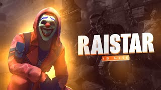 RAISTAR IS LIVE