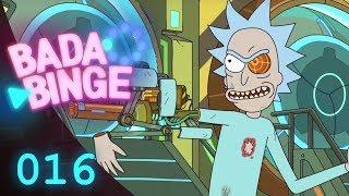 Wir vertonen Rick & Morty & unsere liebsten Sitcoms   Bada Binge #16