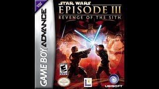 STAR WARS Episode III Revenge Of The Sith (GameBoy) Anakin Celá Hra By Vitali