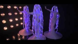 Световое шоу Селебрити_Медузы_light show Celebrity_ jellyfish