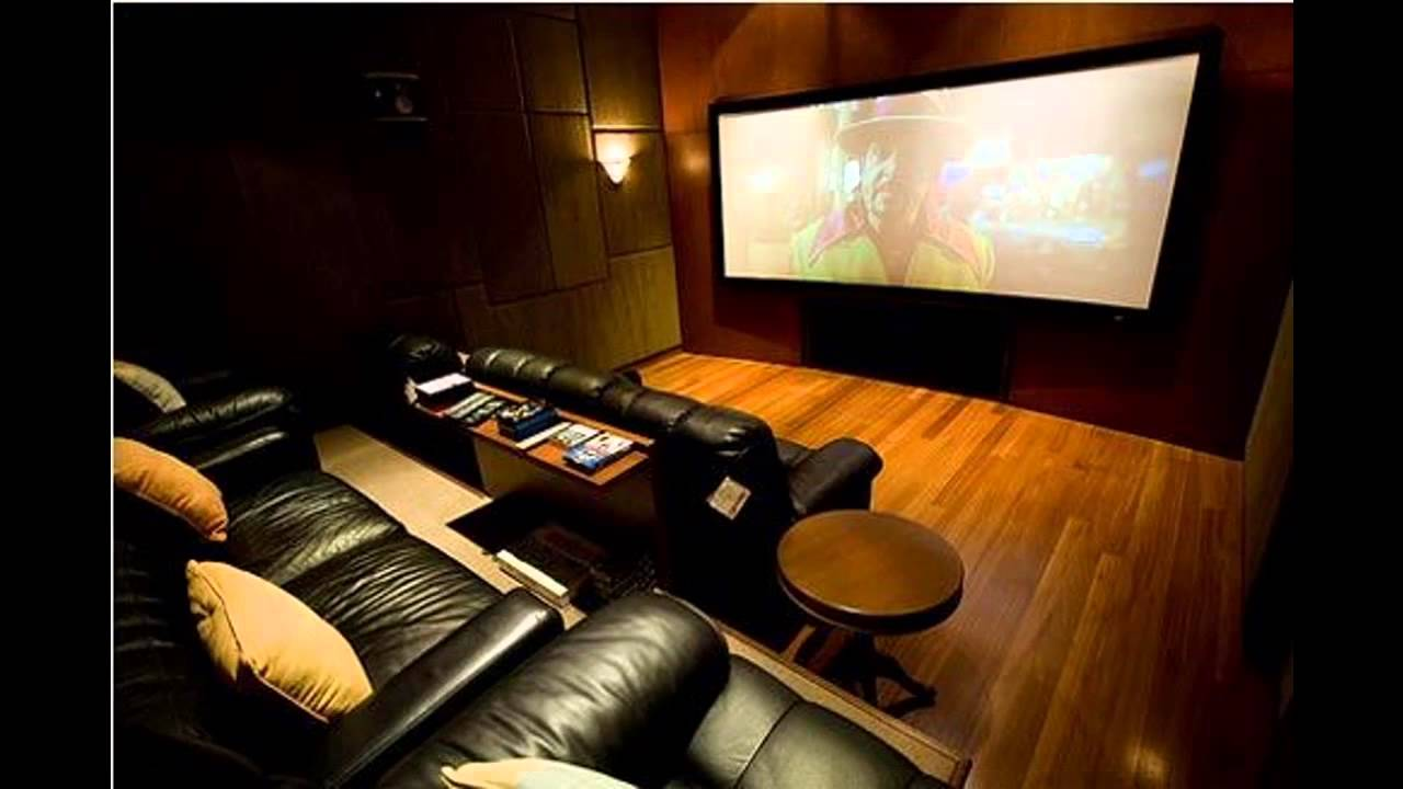 Small Home Theater Room Ideas