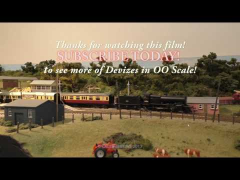 Devizes in OO Scale – My New Home Model Railway Layout