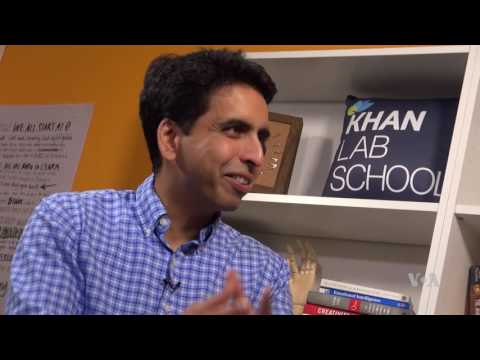 Khan Academy Providing Free Online Education to People Worldwide