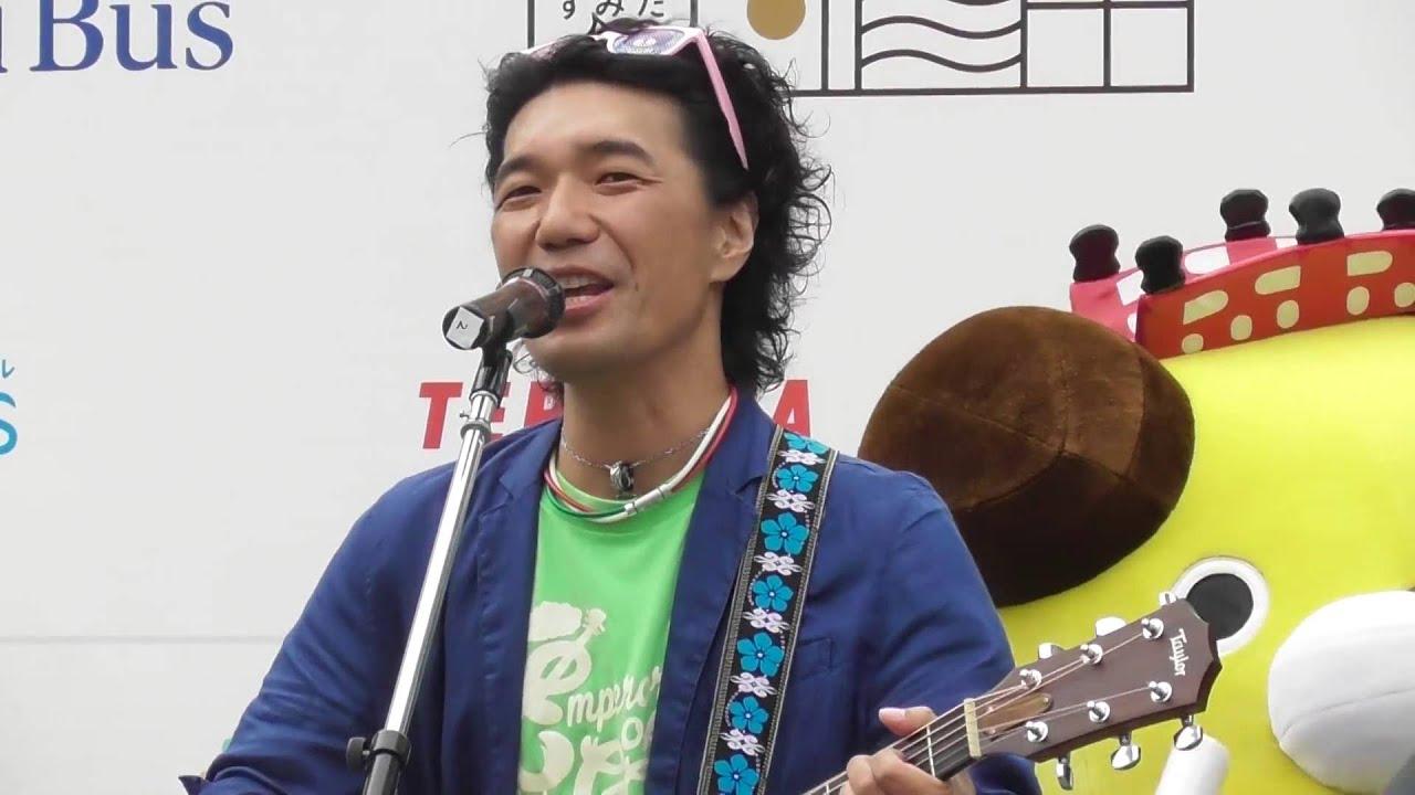 石田洋介さんステージ - YouTube